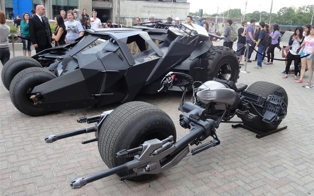 有了這個專利,你和蝙蝠俠之間只差一個車輪了