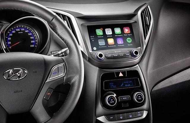 現代汽車明年支援蘋果CarPlay車載系統