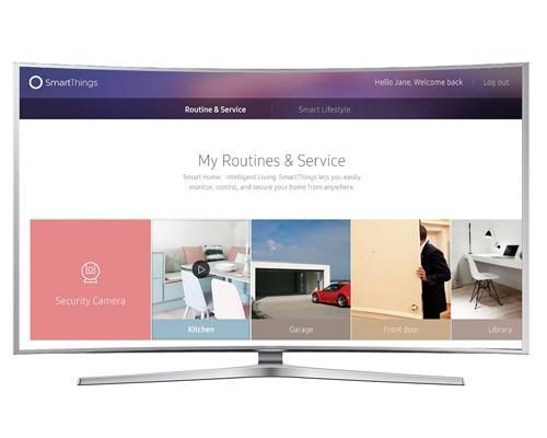 三星宣布2016年智慧電視將全面晉升IoT Ready