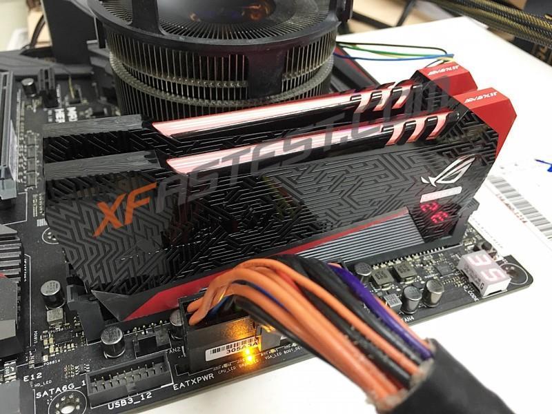 AVEXIR ROG Certified記憶體搭配ASUS ROG主機板就是不一樣