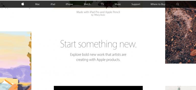 跨年之際,不放過藝術的Apple 又做了些什麼