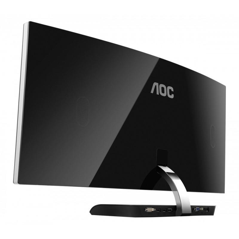 AOC推出C3583FQ曲面螢幕,支援FreeSync,最高反應速率可達160MHz