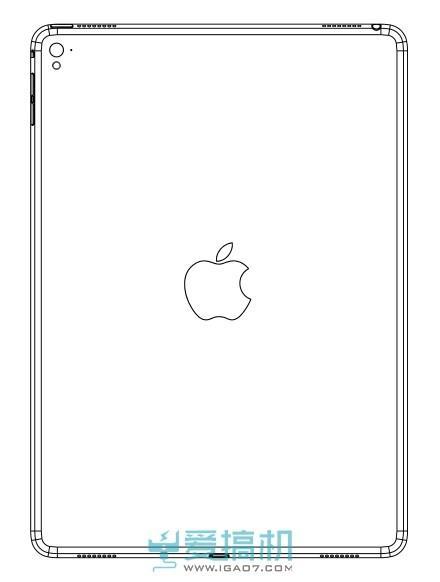 四揚聲器!iPad Air 3設計圖紙曝光