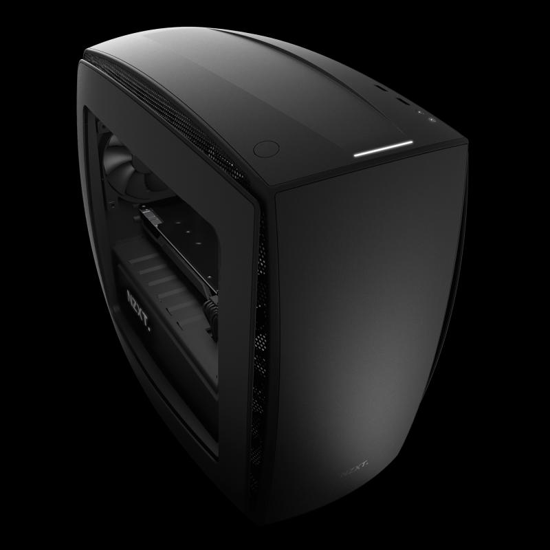 NZXT Manta ITX機箱新視野-剛柔並濟,顛覆規則