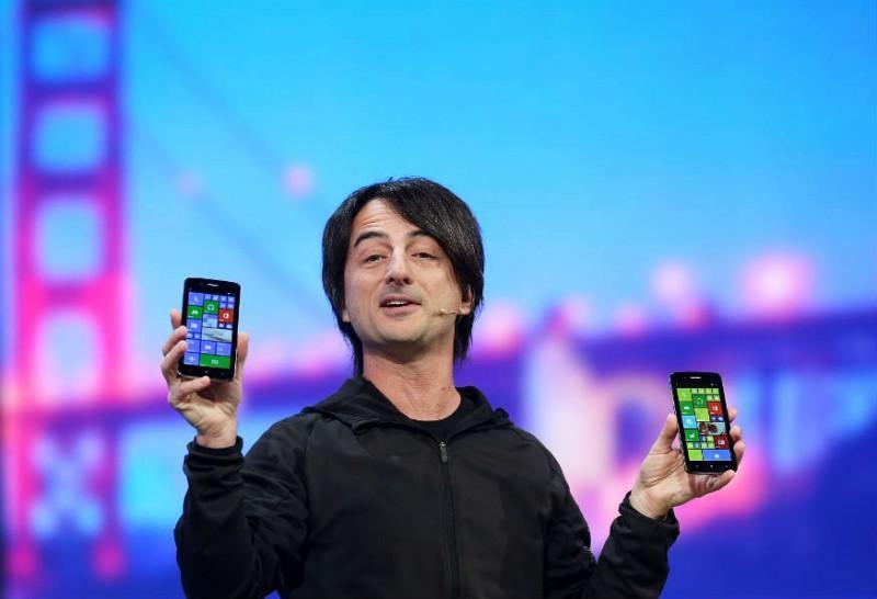 Microsoft Windows Phone掌門人:我用iPhone是情非得已