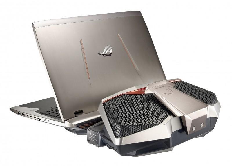 華碩全球唯一水冷式超頻電競筆電ROG GX700 預約到府安裝教學VIP尊榮服務開跑!