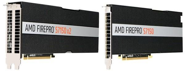 "AMD正式發佈FirePro S7100系列""硬體GPU虛擬化""顯卡產品"