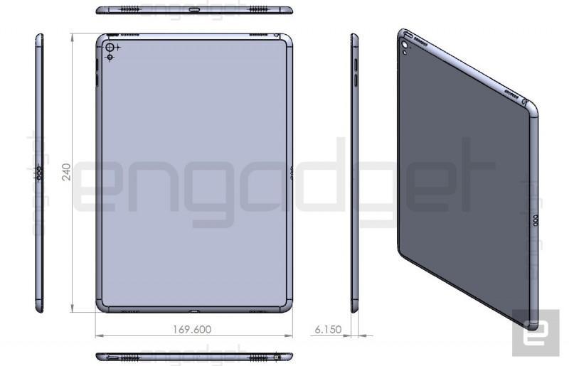 iPad Air 3 果真是「縮小版」的 iPad Pro?