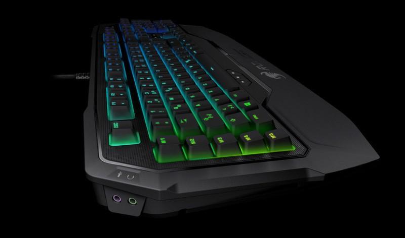 Roccat 推出Ryos MK FX電競機械式鍵盤,加入RGB燈光設計和Roccat EASY-SHIFT技術