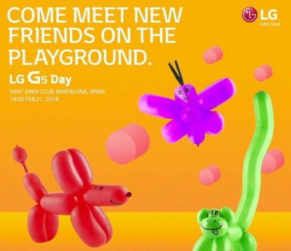 LG G5發布時間確定為2月21日,與Samsung S7打對台