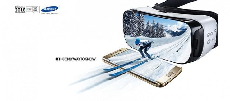 三星將為冬季青奧會提供VR直播畫面