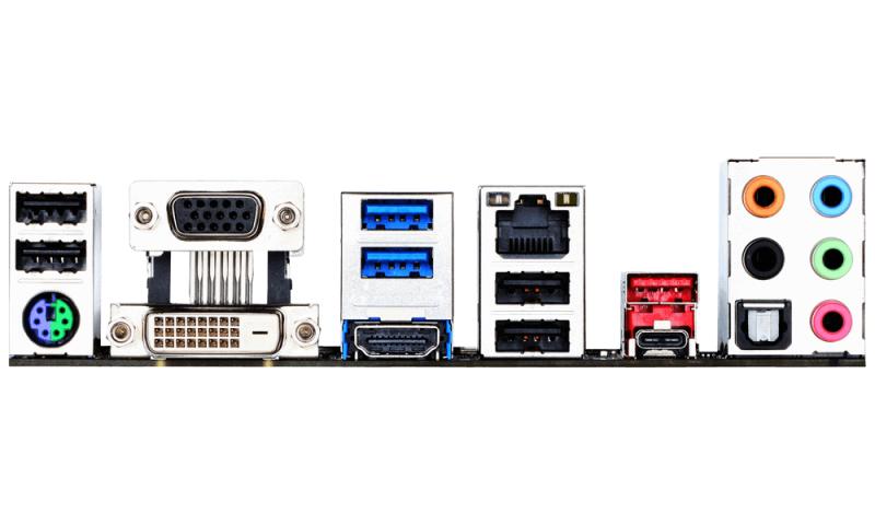 GIGABYTE技嘉推出F2A88X-D3HP主機板導入USB 3.1 Type-C介面