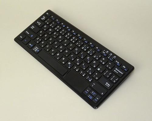 看似迷你鍵盤的PC,Tekwind WP004-BK 登場