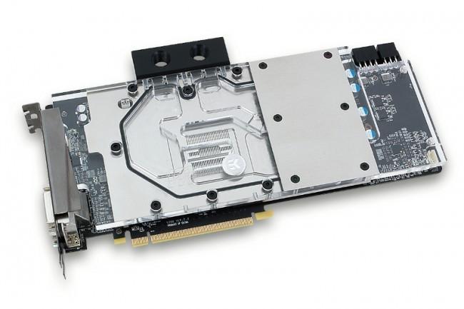 EK推出MSI R9 390X GAMING 8G顯示卡專用水冷頭