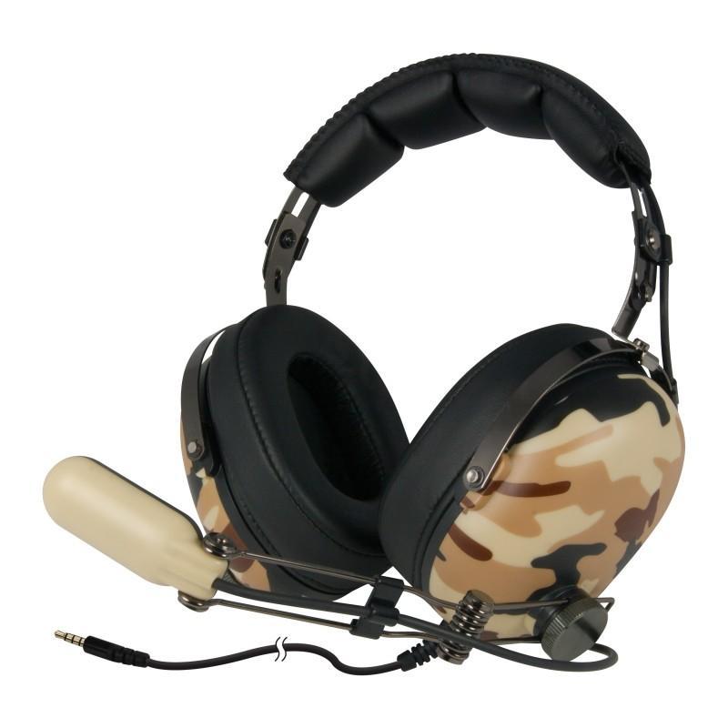 Arctic推出P533系列電競耳機,分為Racing和Military兩款