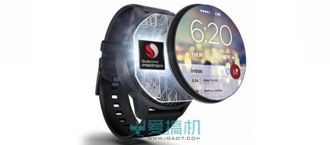 手錶專用高通發布驍龍2100芯片組