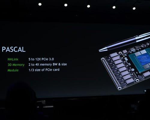 NVIDIA 2016年GPU路線圖:Pascal大殺四方,Titan來得晚