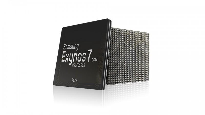 Samsung Exynos 7870登場 14nm FinFET製程 鎖定中階裝置