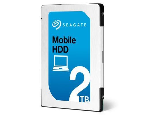 希捷推出全球最輕薄、最快速的2TB行動裝置硬碟