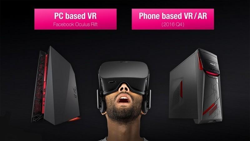 ASUS法說會 期許行動裝置與PC出貨持續成長 第四季推智慧型手機VR裝置
