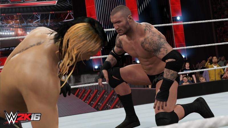 《WWE 2K16》即將推出PC版