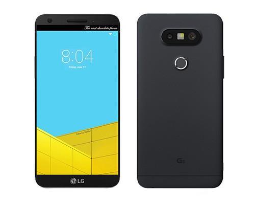 LG G5彩盒曝光,手機下巴可拆卸換電池