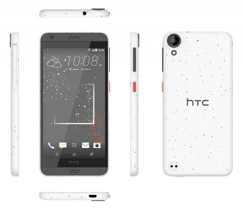 HTC Desire 825、630與530登場 中階/入門市場生力軍