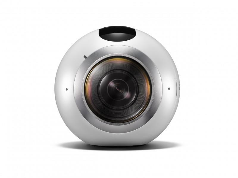 Samsung Gear 360以嶄新方式 捕捉與分享精彩瞬間