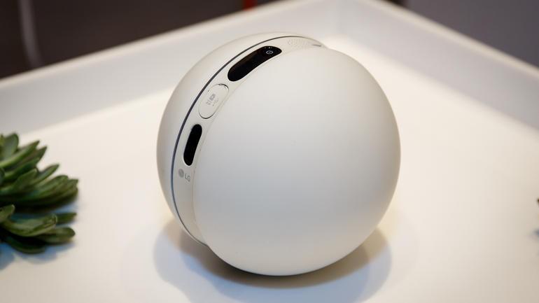 LG數款周邊:「360 VR」、「360 CAM」、「Rolling Bot」同步登場