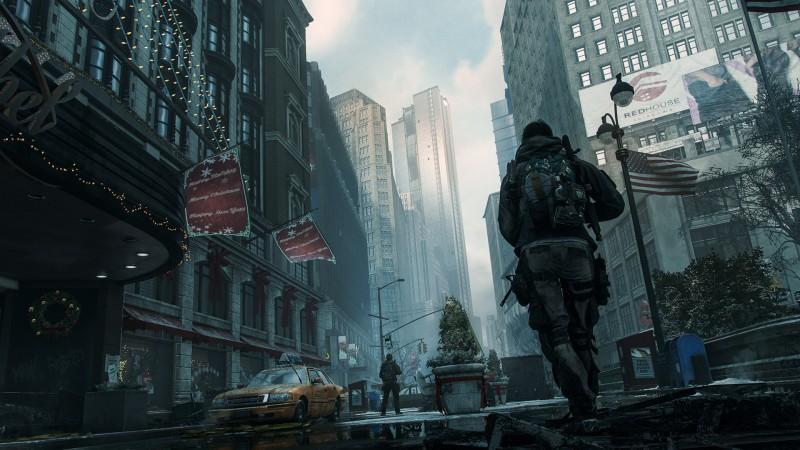 Ubisoft 公布《全境封鎖》宣傳片「昨日」 感謝 640 萬名玩家參與公開測試
