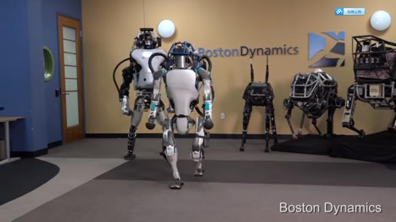 Google 的最新機器人Atlas 展現出驚人的能力