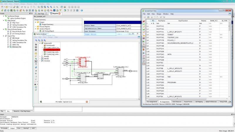 萊迪思半導體推出適用於低功耗、小尺寸FPGA的新版設計工具套件