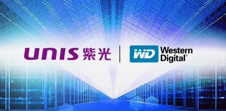 紫光撤資,西部數據預備158億美元收購閃迪