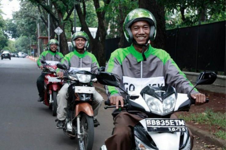 推出摩托車服務,Uber想搶奪東南亞市場