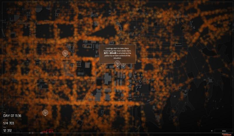 《全境封鎖》病毒擴散模擬器 啟動世界末日倒數