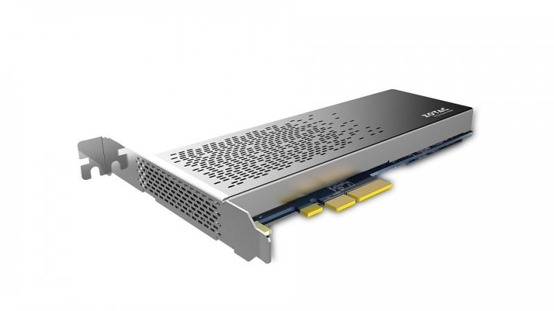 Zotac推出Sonix 480GB PCIe SSD Phison PS5007-E7控制器