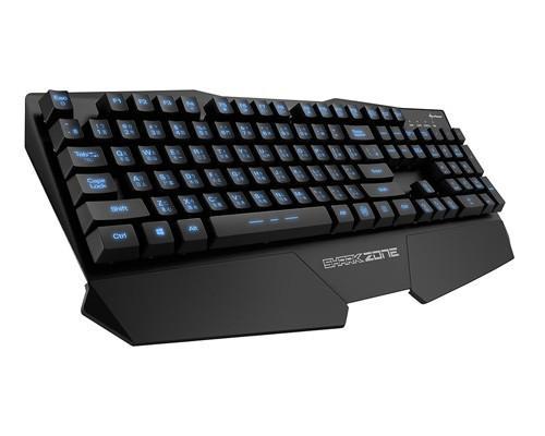 旋剛發表 SHARK ZONE K20 鍵盤