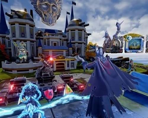 Oculus Rift 推出獨占卡牌遊戲《Dragon Front》:像《遊戲王》立體幻象呈現