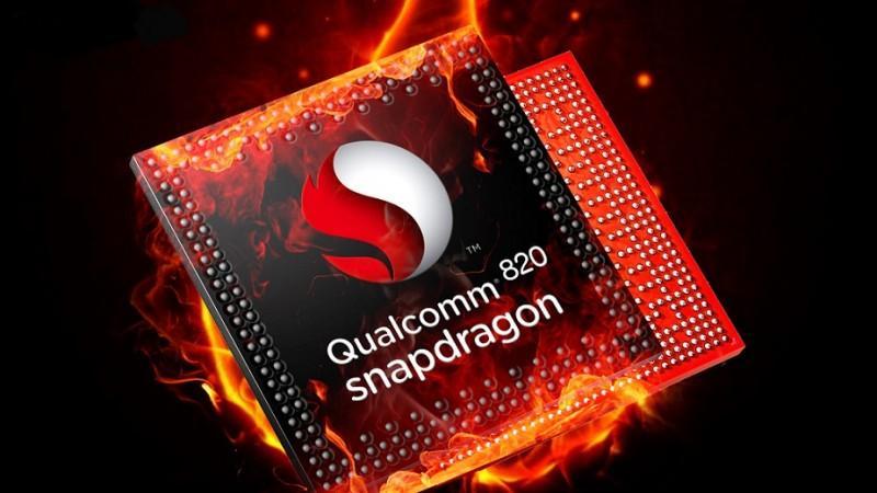 Qualcomm Snapdragon 820成為焦點 佔盡旗艦機種核心