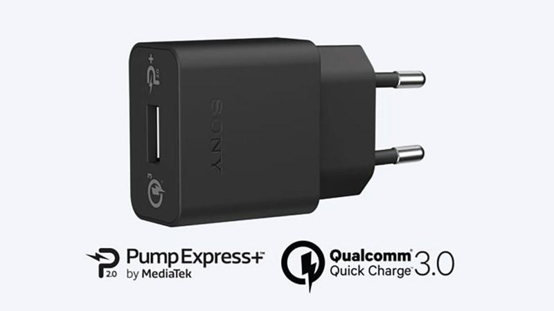 SONY推出UCH12快充充電器 支援Quick Charge 3.0及Pump Express+ 2.0