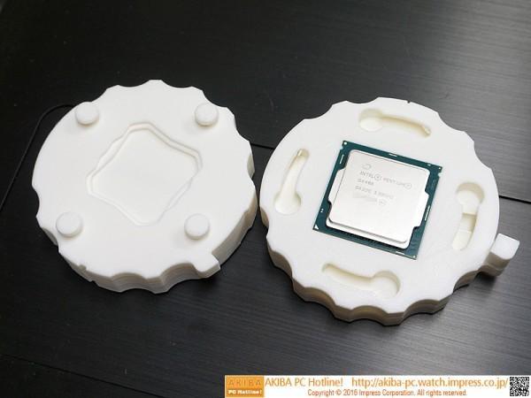 日本商家用3D打印技術製作出一個CPU專用開蓋神器