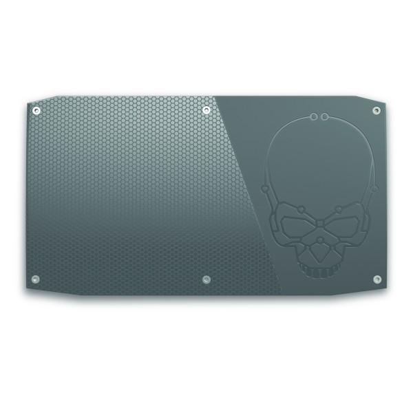 Intel於GDC上發表最新款NUC-Skull Canyon,具Thunderbolt 3介面可外接顯示卡