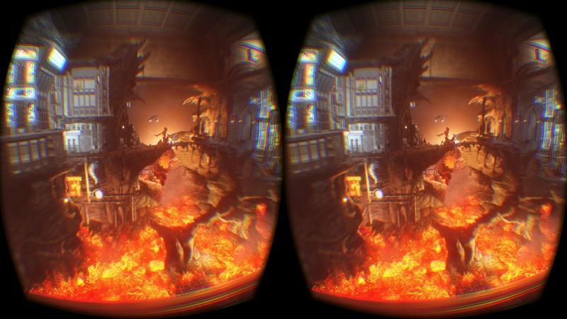 衡量VR虛擬實境配備效能,Futuremark GDC上展示VRmark測試軟體