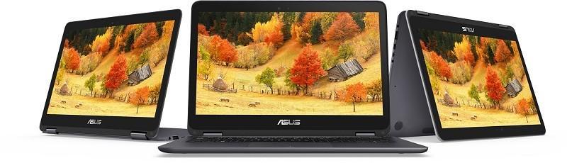 ASUS ZenBook Flip即將上市 4月7日公布規格與售價