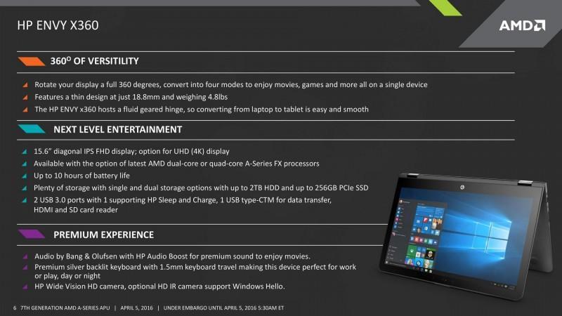 代號Bristol Ridge的AMD APU將於Computex 2016發表
