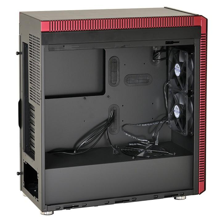 Lian Li聯力推出新系列機殼PC-J60,簡約外觀隱藏雜亂設計,更可支援水冷