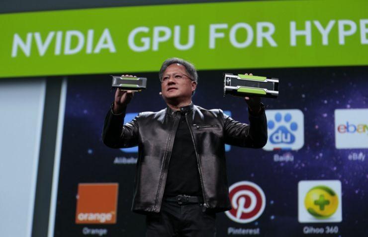 花20億美元打造P100,但Nvidia只是拿來畫了一張餅