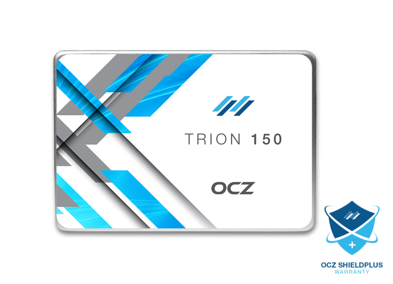 OCZ Trion 150 黎明崛起 領軍飆速