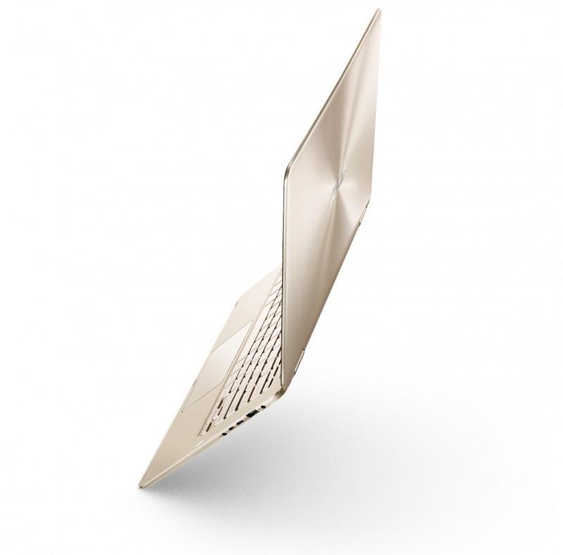 ASUS推出可翻轉設計筆記型電腦ZenBook Flip UX360CA
