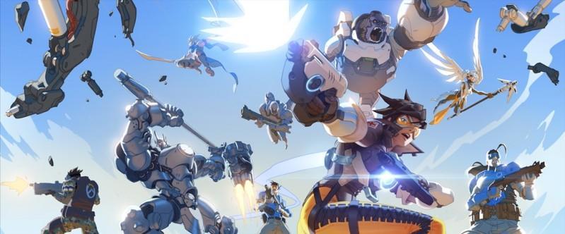 《鬥陣特攻》封閉測試 新遊戲模式「競技對戰」登場!